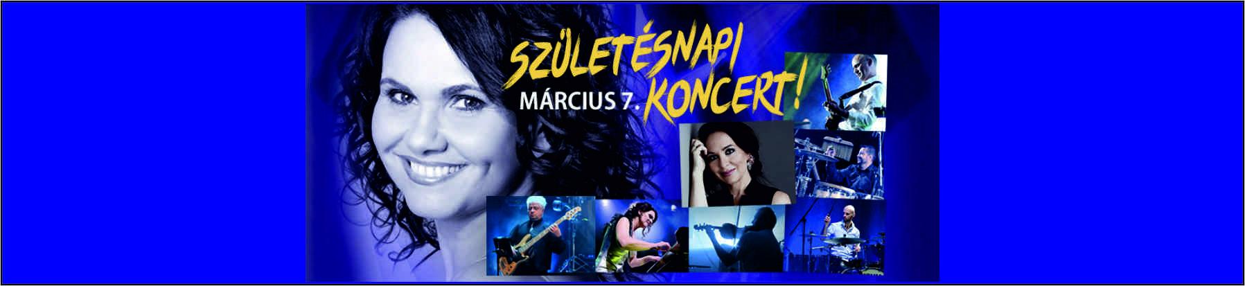 Szentpéteri Csilla & Band